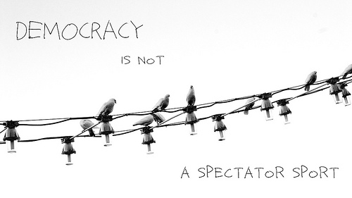 Democracy photo