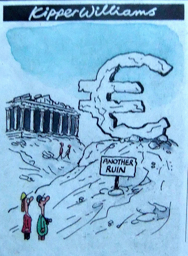 greek debt photo