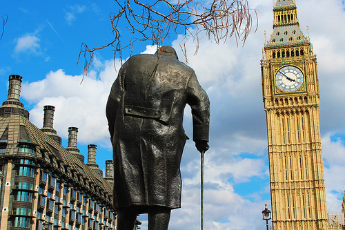 Churchill photo